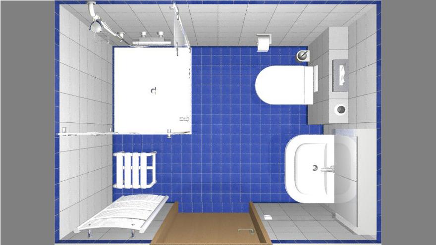 Badumbau mit Lackspanndecke | Bad, Dusche, Badezimmer