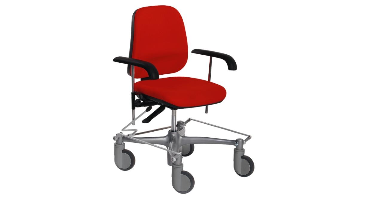 Hilfsmittel Ratgeber Fahrbarer Arbeits Stuhl Mit