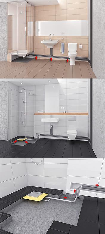 jung pumpen gmbh plancofix bodenablaufpumpe f r bodengleiche duschen online wohn. Black Bedroom Furniture Sets. Home Design Ideas