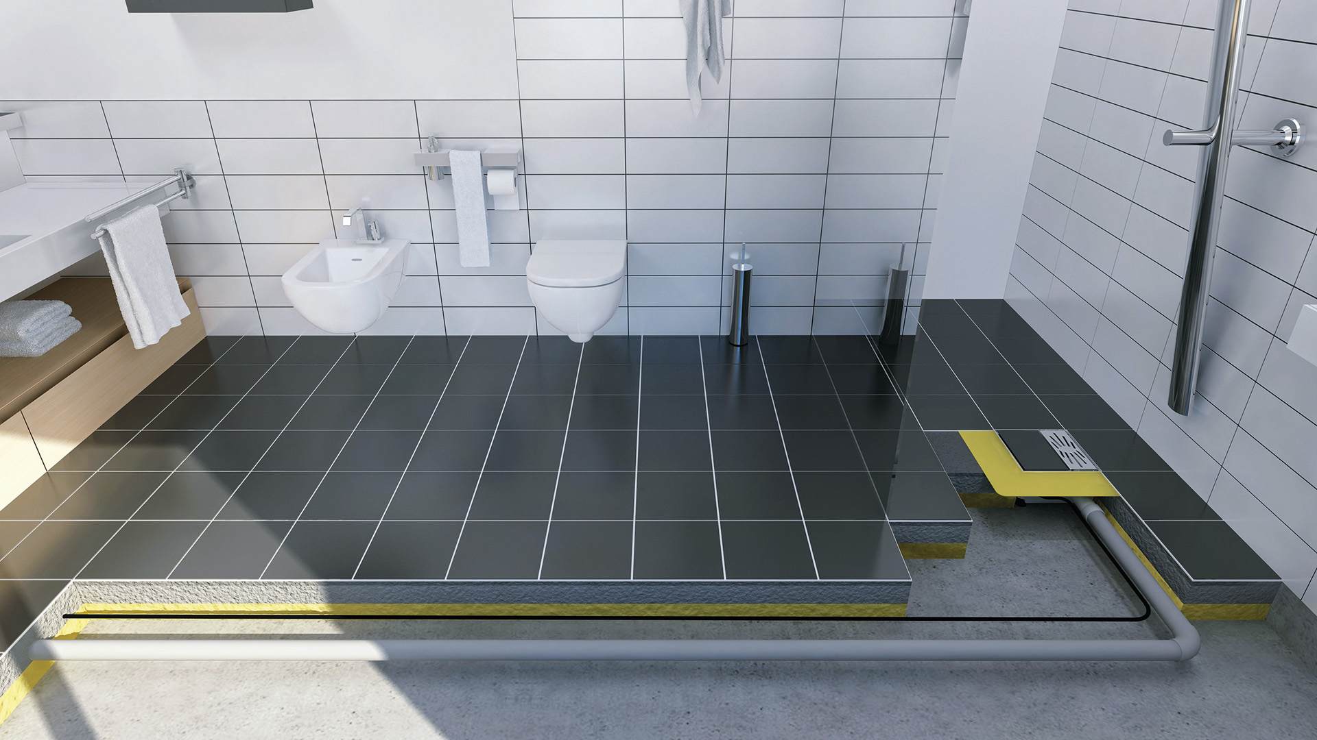 Jung Pumpen GmbH: PLANCOFIX - Bodenablaufpumpe für ...