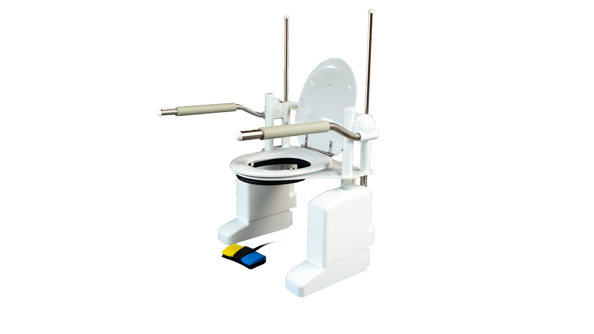 Aerolet® Toilettenlift als vertikal Lift