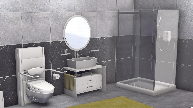 """Produktschau """"WC-Lifter, Lift-Toiletten und höhenverstellbare WC"""