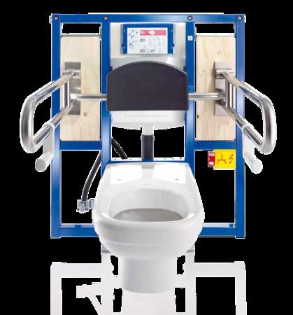 Geberit Duofix Wand-WC-Anlagen für die barrierefreie Badgestaltung ...